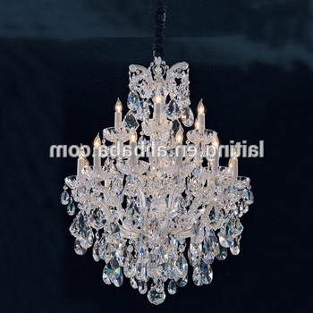 Egyptian Crystal Chandelier Pertaining To Most Popular Antique Egyptian Crystal Chandelier Lighting Table Top Chandelier (Gallery 9 of 10)