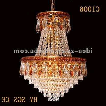 Egyptian Crystal Chandelier Within Current Chinese Or Egyptian Crystal Chandeliers Price – Buy Egyptian Crystal (Gallery 1 of 10)
