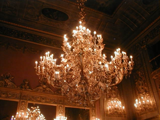 Electrician To Install Chandelier With Well Known Massive Chandelier (Gallery 9 of 10)
