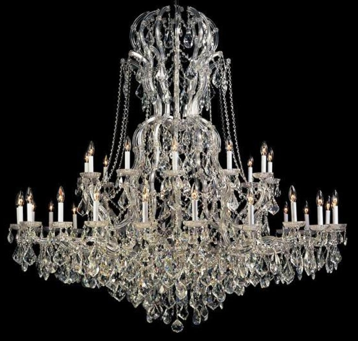 Expensive Chandeliers In Favorite Latest Chandeliers In The World Most Expensive Chandeliers In The (View 7 of 10)