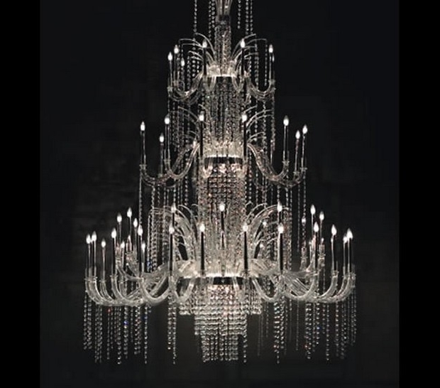 Expensive Crystal Chandeliers For Recent The Most Expensive Crystal Chandeliers In The World (Gallery 3 of 10)