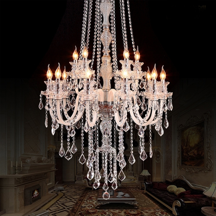 Extra Large Chandelier Lighting With Regard To Preferred Extra Large Chandelier Lighting (View 4 of 10)