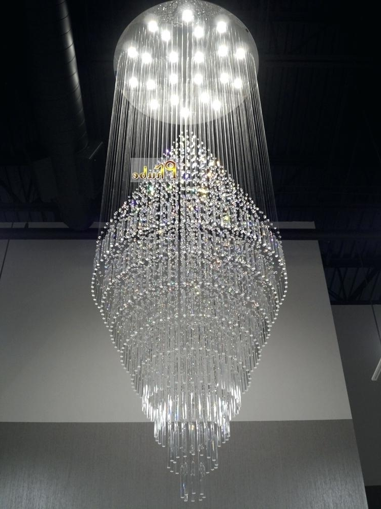 Extra Large Crystal Chandeliers – Stephenphilms (View 5 of 10)