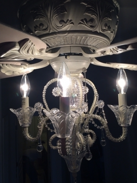 Top 10 of Chandelier Light Fixture For Ceiling Fan