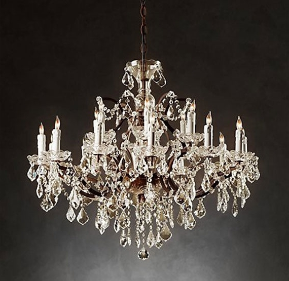 Famous Beautiful Chandelier Designs (68 Modern Examples) With Beautiful Chandelier (View 3 of 10)