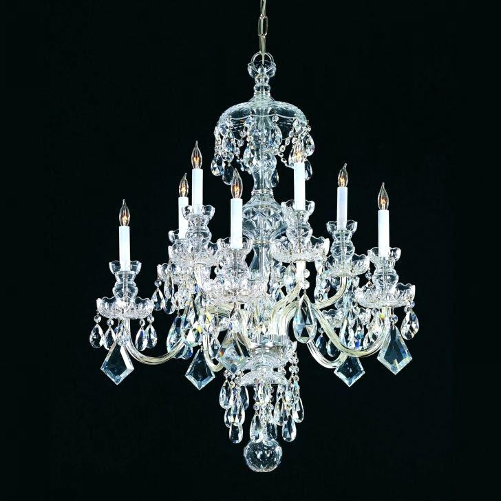 Famous Cheap Fake Crystal Chandeliers Chandelier Chandelier Crystal Regarding Cheap Faux Crystal Chandeliers (View 6 of 10)