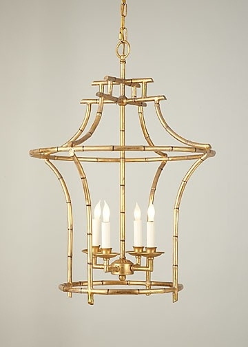 Featured Photo of Chinoiserie Chandeliers