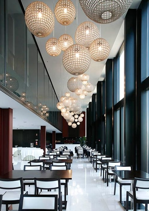 Famous Restaurant Chandelier For Home Design : Chandelier For Restaurant Chandelier For Restaurant (View 9 of 10)