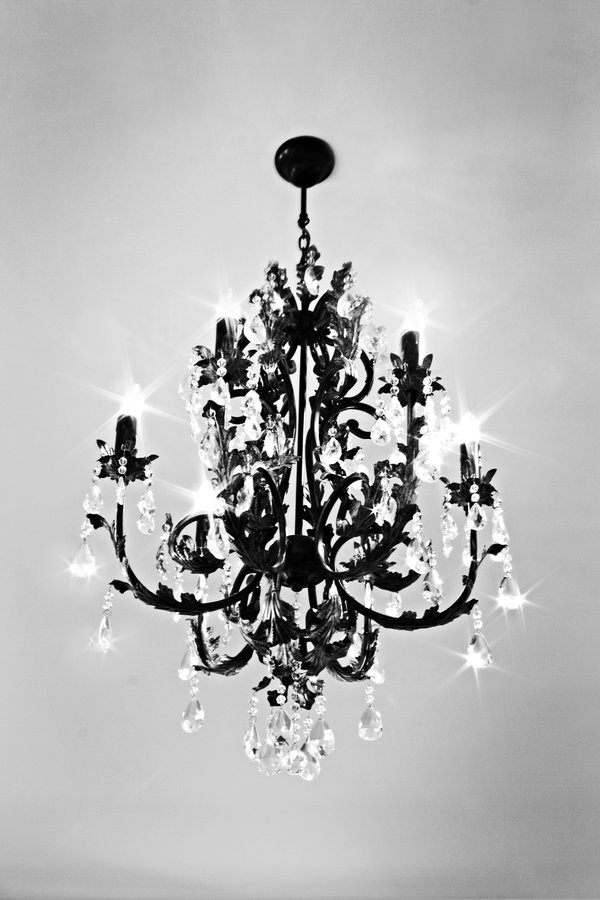 Famous Vintage Black Chandelier Intended For Small Black Chandelier Incredible Best 25 Ideas On Pinterest Vintage (View 3 of 10)