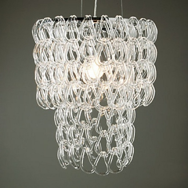 Fashionable Breathtaking Elegant Trendy Chandelier Designs To Fit Your Taste With Regard To Acrylic Chandelier Lighting (View 7 of 10)
