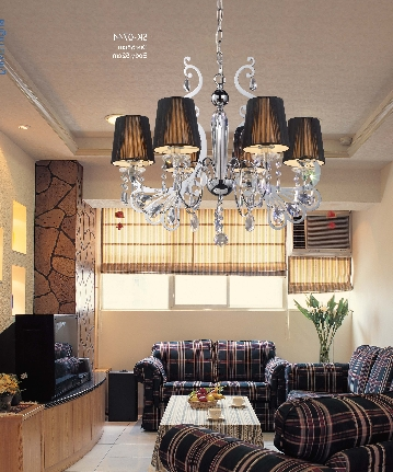 Fashionable Chandelier Lighting For Living Room (View 3 of 10)