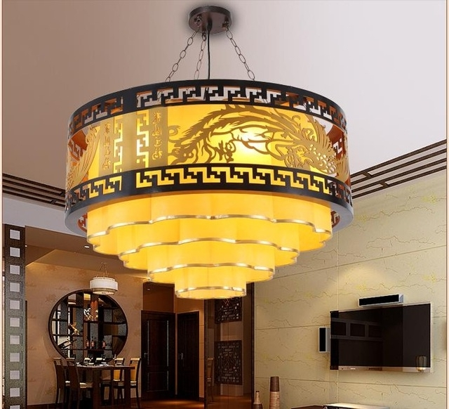 Featured Photo of Chinese Chandelier