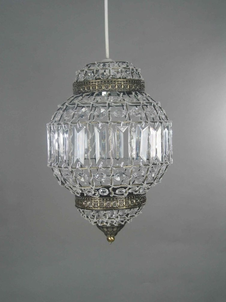 Fashionable Light Fitting Chandeliers With Regard To Moroccan Style Pendant Chandelier Shade Light Fitting Ceiling (View 3 of 10)