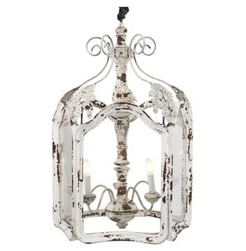 Fashionable Shabby Chic Chandeliers: 10 Ways To Light Up Your Life Intended For Country Chic Chandelier (View 5 of 10)