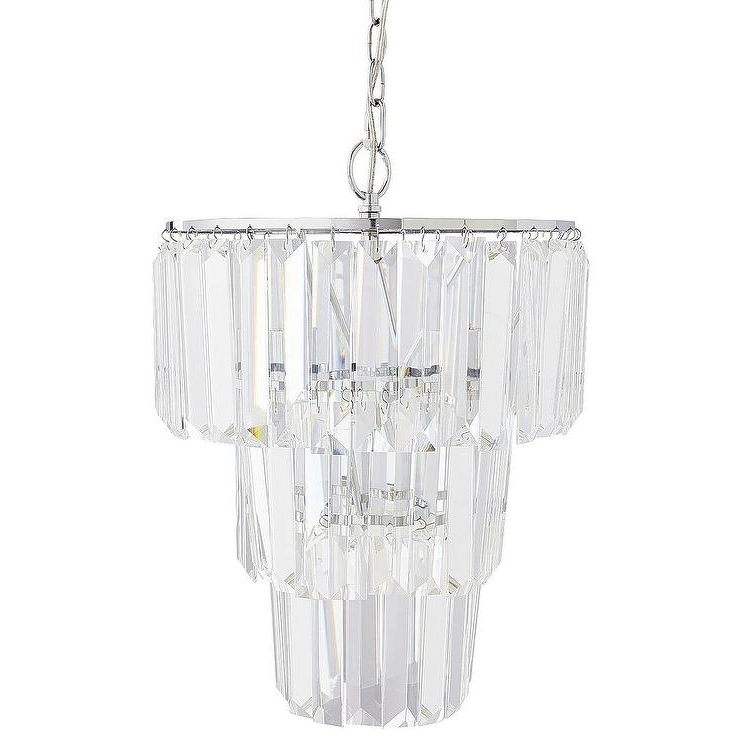 Faux Crystal Chandelier – Chandelier Designs With Regard To Well Known Faux Crystal Chandeliers (View 3 of 10)