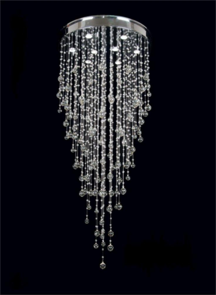 Faux Crystal Chandeliers For Preferred Crystal Chandelier Bedroom Cool Faux Crystal Chandeliers Fake (View 4 of 10)