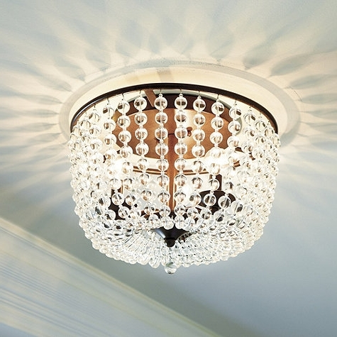 Favorite Home Design : Magnificent Small Chandeliers For Low Ceilings With Small Chandeliers For Low Ceilings (View 4 of 10)