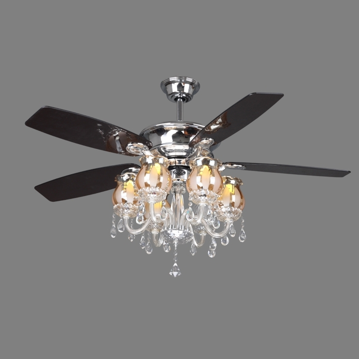 Favorite Julianne White Fandelier Wood Composite Ceiling Fans And Ceiling In For Chandelier Light Fixture For Ceiling Fan (View 9 of 10)