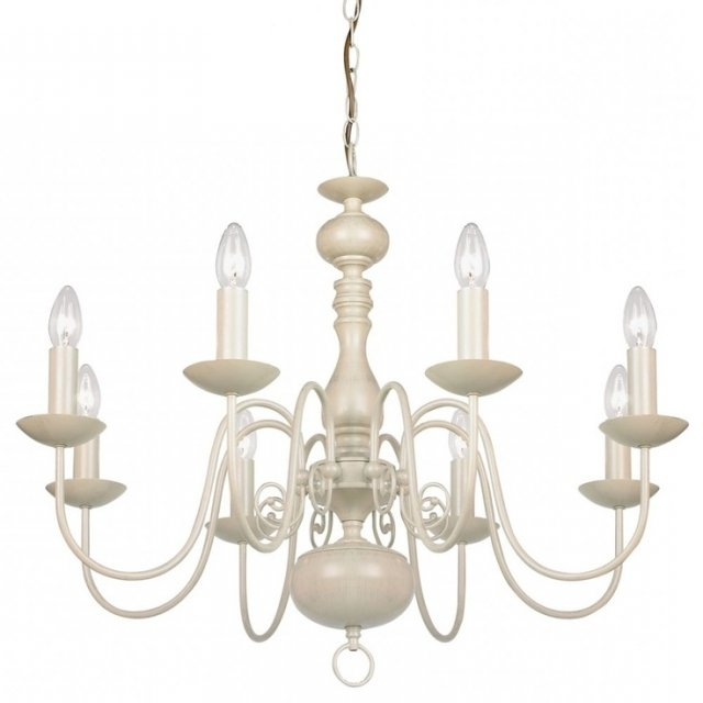 Favorite Large Cream Chandelier For Large Cream Chandelier (View 2 of 10)