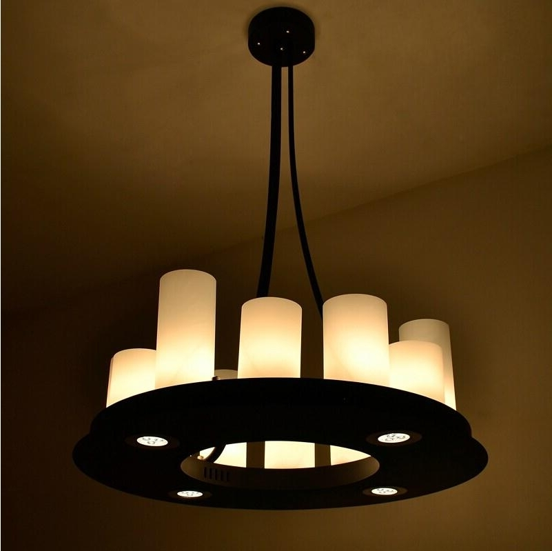 Featured Photo of Led Candle Chandeliers