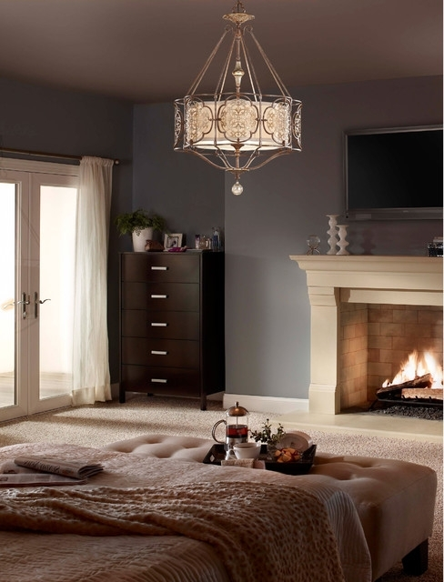 Feiss Chandeliers For Preferred Chandelier: Inspiring Murray Feiss Chandeliers Kichler Lighting (View 10 of 10)