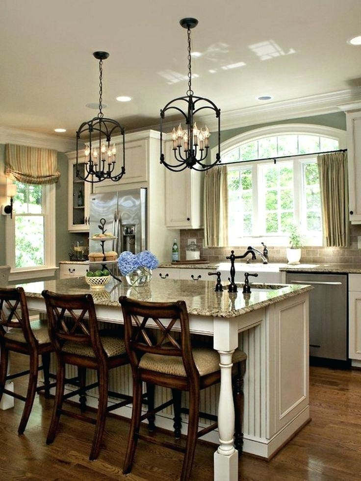 French Country Chandeliers For Kitchen Inside Fashionable French Country Lighting Housetohome Co New Throughout (View 9 of 10)