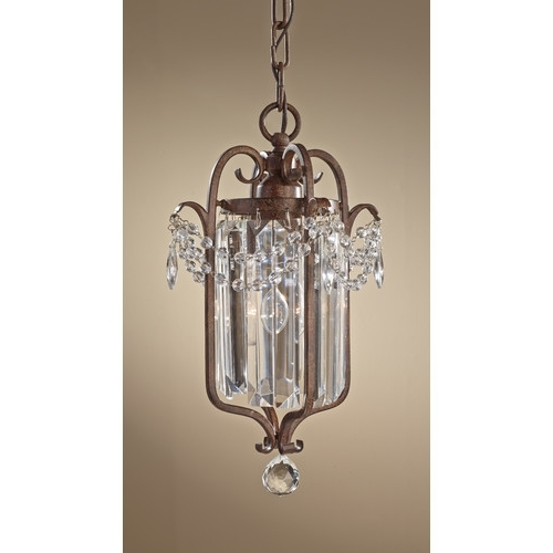 Gianna Mini Chandeliers Intended For Trendy Found It At Wayfair – Gianna Scuro 1 Light (View 6 of 10)