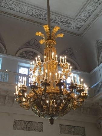 Giant Chandeliers – Picture Of State Hermitage Museum And Winter Throughout 2018 Giant Chandeliers (Gallery 4 of 10)