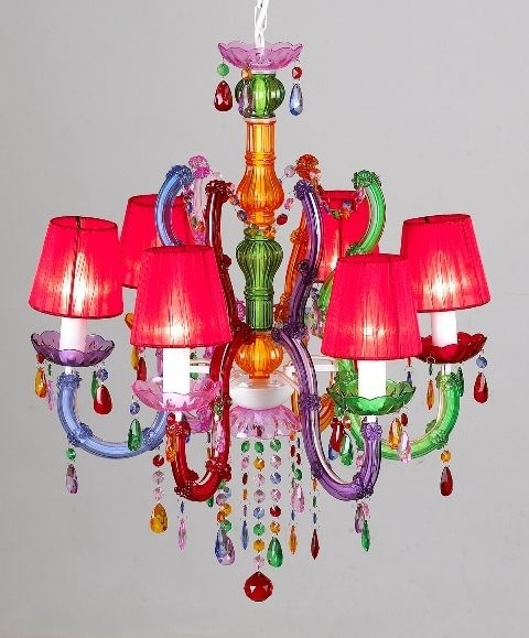 Gypsy Chandeliers Throughout Current Large Shaded Gypsy Chandelier, Delicious Deco (Lighthing Chandelier (View 5 of 10)
