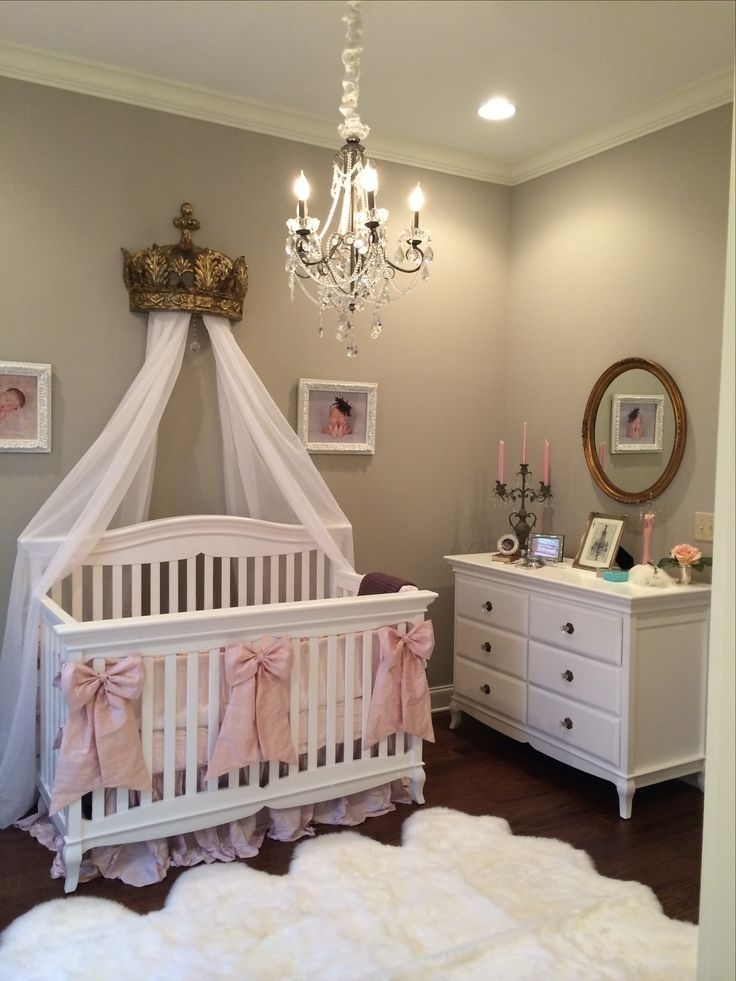 Home Design : Surprising Chandelier For Baby Room Sample Chandeliers For Most Current Chandeliers For Baby Girl Room (View 6 of 10)