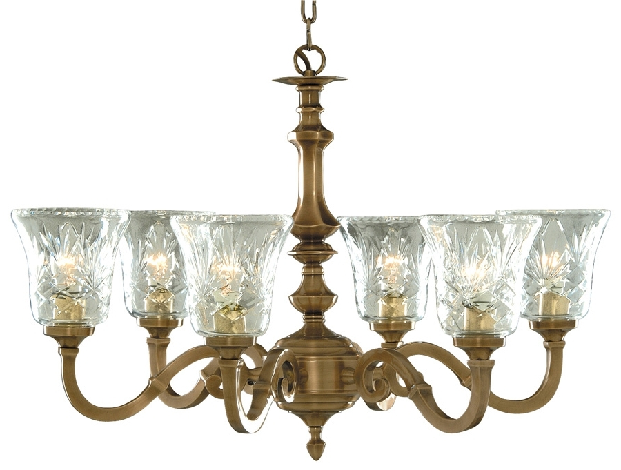 Home Lighting Insight For 2017 Old Brass Chandelier (Gallery 4 of 10)