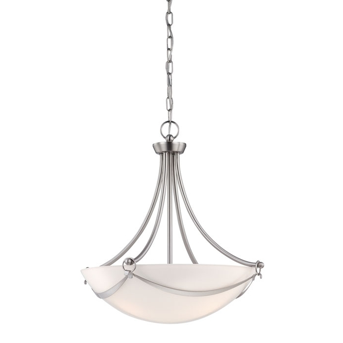 Featured Photo of Inverted Pendant Chandeliers