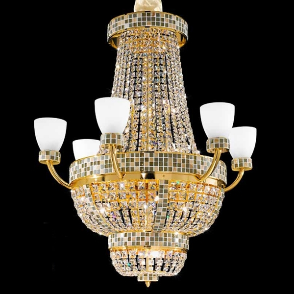 Italian Chandelier Style Throughout Popular Zspmed Of Italian Chandelier New For Home Decoration Ideas With (View 6 of 10)