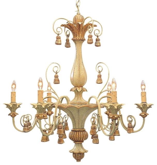 Italian Chandelier Style With Best And Newest Italian Chandeliers At Home And Interior Design Ideas (View 7 of 10)