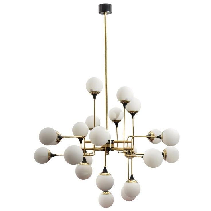 Italian Chandeliers Style With Regard To 2017 Italian Chandelier (Gallery 6 of 10)