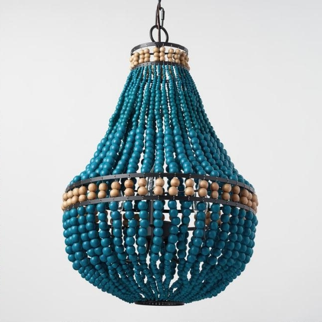 Latest Chandeliers (View 7 of 10)