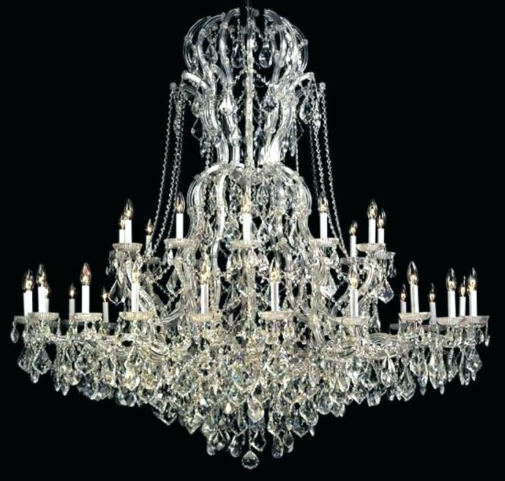 Latest Expensive Crystal Chandeliers Worlds Most Expensive Crystal Within Expensive Crystal Chandeliers (View 2 of 10)