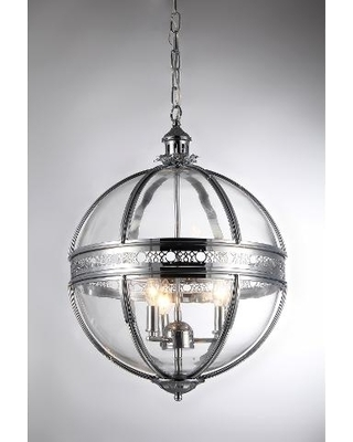 Latest Home Design : Amazing Round Glass Chandelier Clear Rectangular Intended For Chrome And Glass Chandeliers (View 8 of 10)