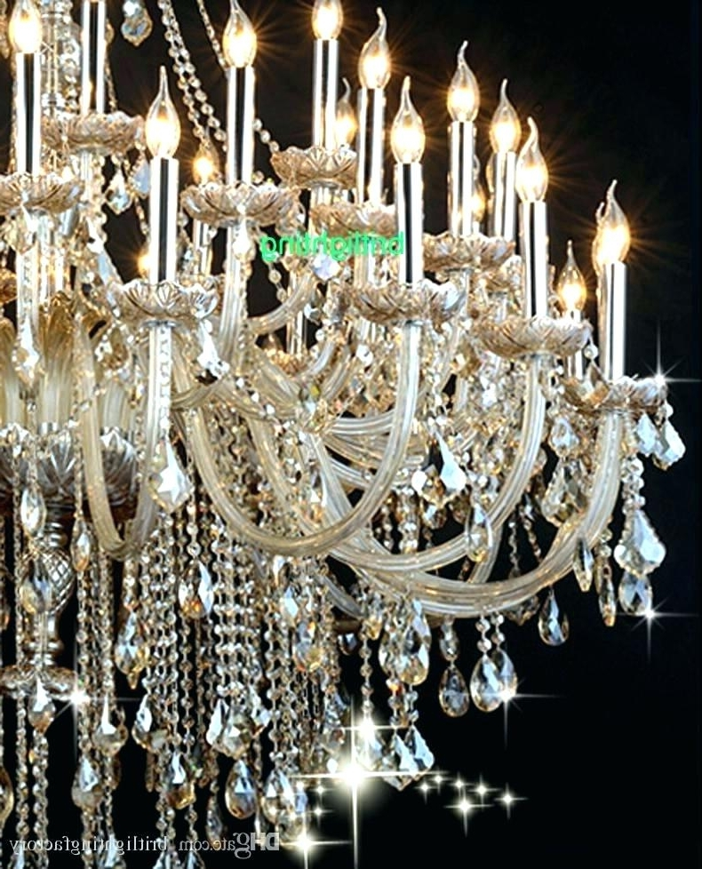 Latest Huge Crystal Chandeliers Intended For Chandeliers Uk Also Giant Chandeliers Giant Huge Chandelier Large (View 8 of 10)