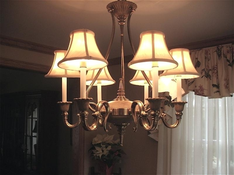 Latest Lampshades For Chandeliers Within Lamp Shade Chandelier Lamp Shade Lamps – Uniqueflow (View 4 of 10)