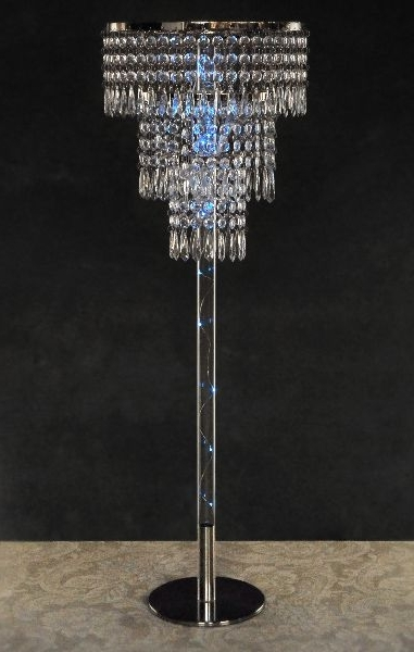 Latest Table Top Chandelier Display Stand 30 1/2 In (View 3 of 10)