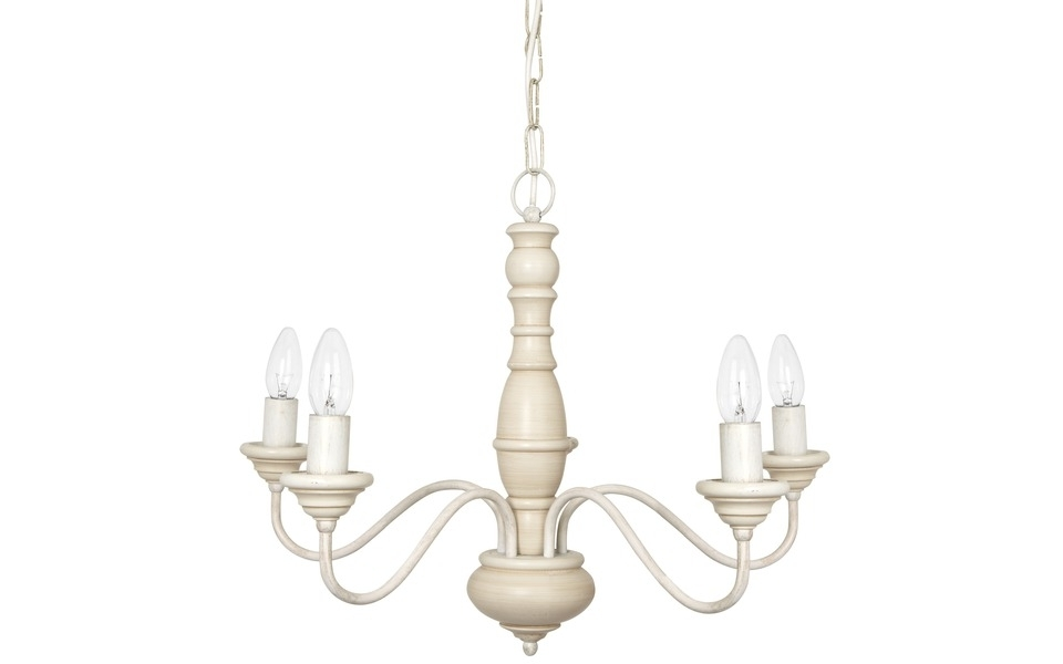 Laura Ashley For Widely Used Cream Chandelier (View 2 of 10)