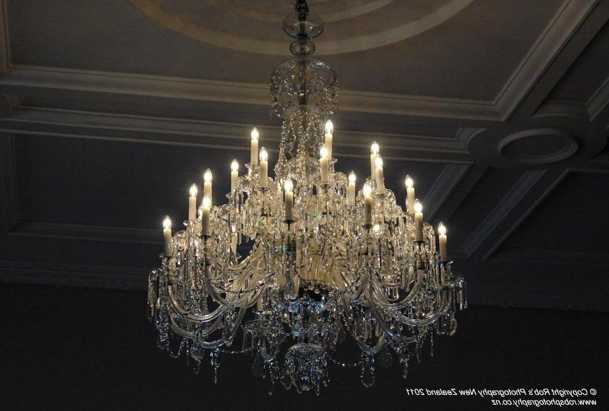 Lead Crystal Chandeliers – Chandelier Designs In Popular Lead Crystal Chandeliers (View 5 of 10)