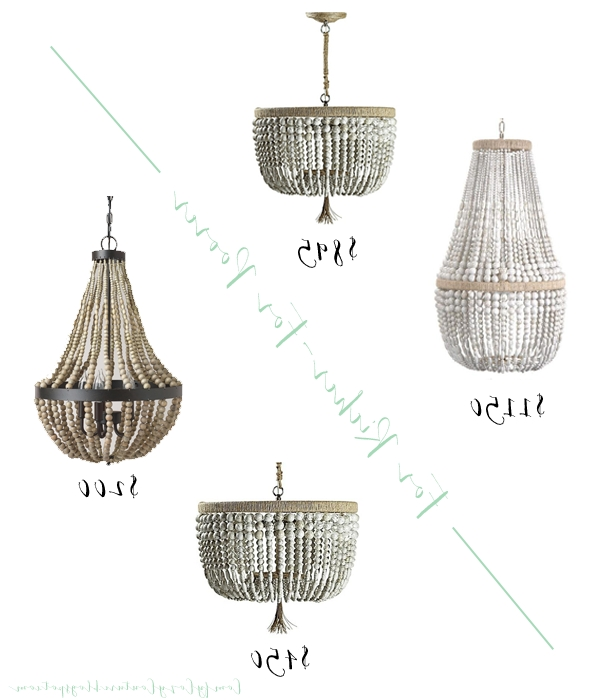 Lily Chandeliers Pertaining To Preferred For Richer Or For Poorer…beaded Chandeliers – Comfy Cozy Couture (View 6 of 10)