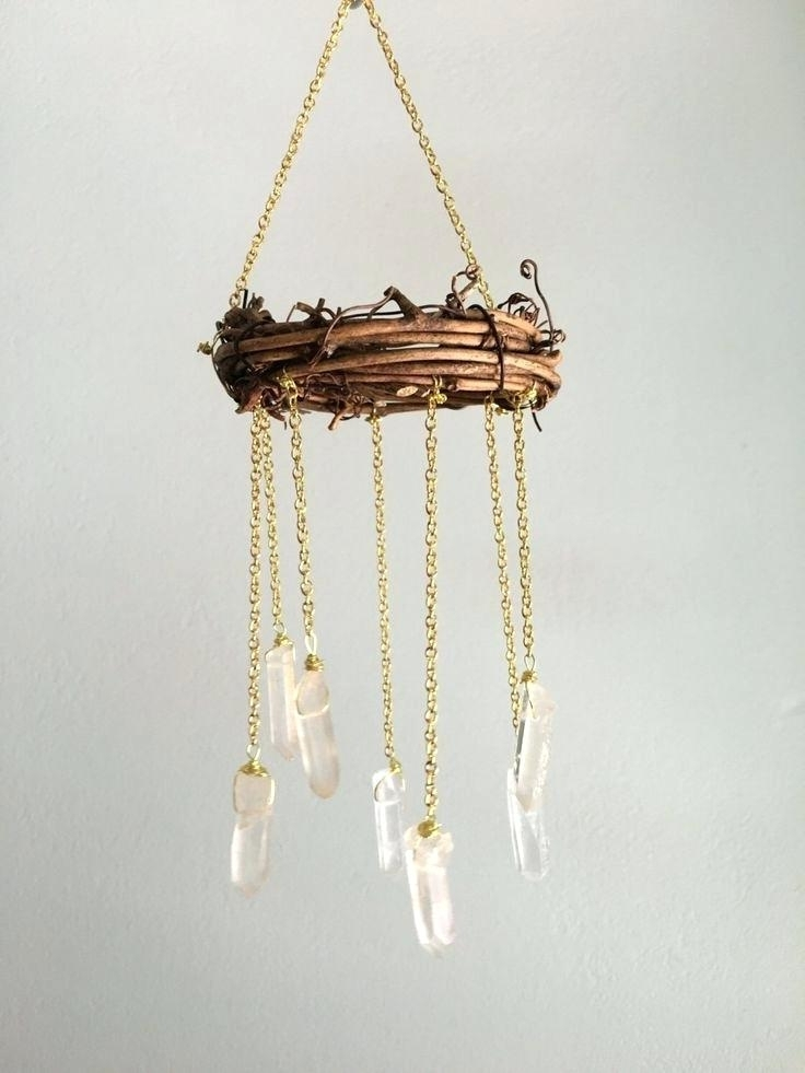 Locker Chandeliers Rear View Mirror Charm Tiny Chandelier Locker With Fashionable Tiny Chandeliers (View 7 of 10)