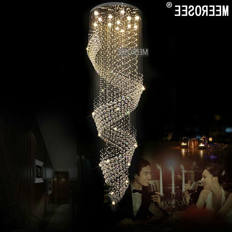 Featured Photo of Long Chandelier Light