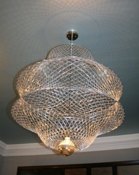 Look! Paperclip Pendant Lamp (View 5 of 10)