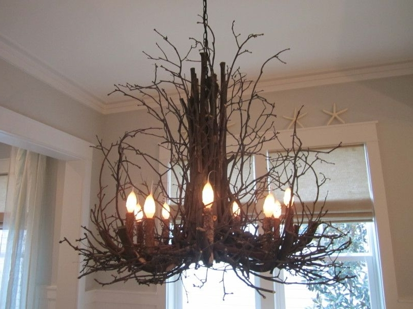 Lucinda Branch Chandelier (View 4 of 10)