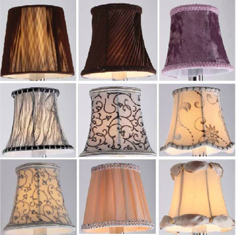 Luxury Home Depot Mini Chandelier Shades • The Ignite Show Inside Famous Small Chandelier Lamp Shades (View 4 of 10)