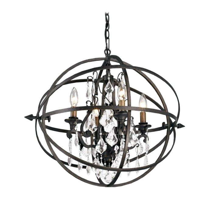Metal Ball Chandelier Chelier Cheliers Chelier Metal Ball Candle Pertaining To Popular Metal Ball Candle Chandeliers (View 2 of 10)